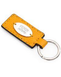 Fendi Selleria Keychain - Lyst
