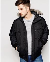 ... inexpensive the north face gotham down jacket lyst 45772 e1ab0 a06b13124
