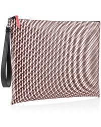 Christian Louboutin Peter Pouch multicolor - Lyst