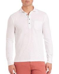 Polo Ralph Lauren   Long Sleeve Polo Shirt   Lyst