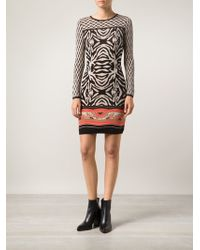 Alice By Temperley Ali Fitted Dress - Lyst