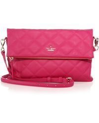 Kate Spade Emerson Place Quilted Leather Shoulder Bag - Lyst