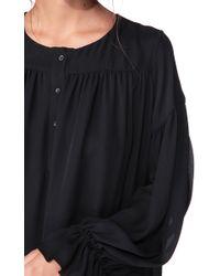 Pablo De Gérard Darel - Oversize Dress - Lyst