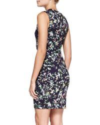 Shoshanna Ann Confetti Explosion Scuba Dress - Lyst