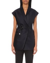 3.1 Phillip Lim Belted Wool-Blend Jacket - For Women - Lyst