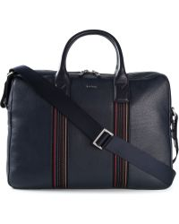 Paul Smith 'Busfol' Weekend Bag - Lyst