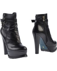Patrizia Pepe Ankle Boots - Lyst
