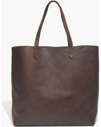 Madewell The Transport Tote - Lyst