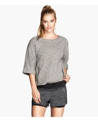 H&M Sports Shorts - Lyst