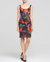 Milly Dress - Sophia Floral Print - Lyst