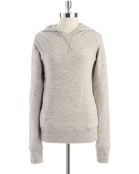 Hard Tail - Solid Hoodie - Lyst
