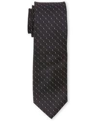 English Laundry - Black Handmade Tie - Lyst