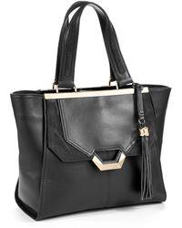 Dolce Vita - Dual Handle Tote Bag - Lyst
