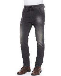 Diesel Krooley Jogger Jeans - Lyst