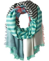 Marc By Marc Jacobs Home Stripe Scarf - Lyst