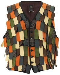 Jean Paul Gaultier - Multiswatch Vest - Lyst