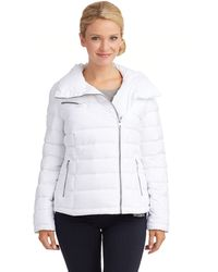 Cole Haan Packable Puffer Jacket - Lyst