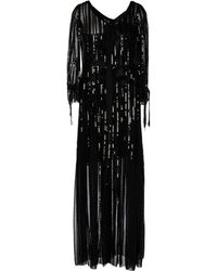 Marc Jacobs Long Dress - Lyst