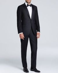 Canali Textured Tuxedo - Classic Fit - Lyst
