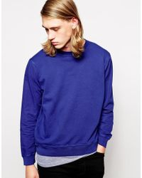 Cheap Monday Sweater Plain - Lyst