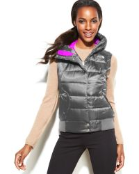 The North Face Oh Snap Down Puffer Vest - Lyst