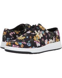Dr. Martens - Darcy Floral Cavendish 3-eye Shoe - Lyst