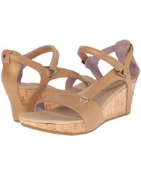 Teva - Capri Wedge - Lyst