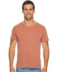 Agave - Skeg Short Sleeve Slub Jersey T-shirt - Lyst