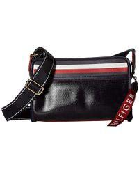 69ea96811 Tommy Hilfiger - Viola Convertible Mini Bag (tommy Navy) Handbags - Lyst