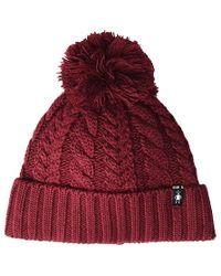 eebeb673e Ski Town Hat (tibetan Red) Beanies