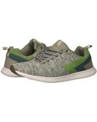 59550de2ba9 Lyst - Steve Madden Barrett Knit Sneaker in Blue for Men