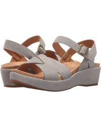 59e122d75be9 Lyst - Kork-Ease Myrna - Women s Kork-Ease Myrna Sandals