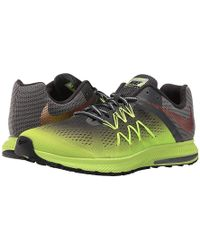 pretty nice 65ef7 ba474 Nike - Air Zoom Winflo 3 Shield (volt metallic Red Bronze anthracite