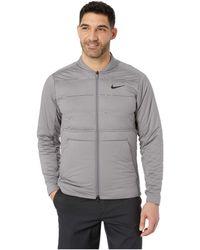 b730353cc458 Lyst - Nike Sportswear Tech Fleece Aeroloft Men s Down Jacket in ...