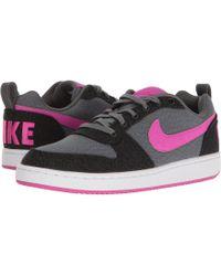 Nike - Court Borough Low Premium - Lyst