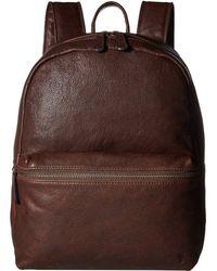 f9dd7773235694 Michael Kors Dylan Leather Drawstring Backpack for Men - Lyst