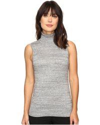 CALVIN KLEIN 205W39NYC - Sleeveless Turtleneck Sweater - Lyst
