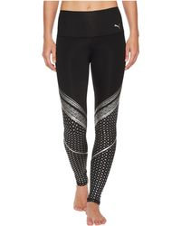 PUMA - Everyday Train Graphic Tights - Lyst