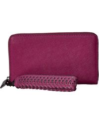 Rebecca Minkoff | Tech Wallet With Wristlet | Lyst