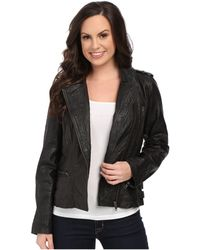 Scully - Lolita Fine Leather Jacket - Lyst