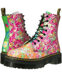 Dr. Martens - Jadon Daze 8-eye Boot - Lyst