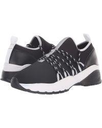 2126534dff7 Lyst - Steve Madden Serious Sneaker (black) Women s Shoes in Black