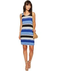 Kensie - Burst Stripes Dress Ks6k9569 - Lyst