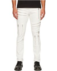 God's Masterful Children - Incontro Jeans In White - Lyst