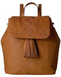 Lucky Brand - Plum Backpack - Lyst