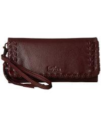 Kooba - Puccini Wallet (chianti) Wallet Handbags - Lyst