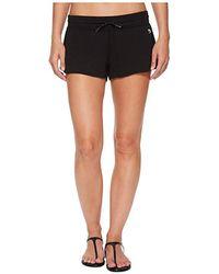 Speedo - Cover-up Shorts ( Black) Swimwear - Lyst