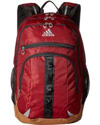 Lyst Adidas Prime Iii mochila Lyst en rojo para Adidas mochila hombre c7c0312 - hotlink.pw