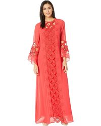 Juicy Couture - Embroidered Lace Kaftan - Lyst