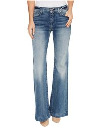 7 For All Mankind - Tailorless Dojo W/ Tonal In Wall Street Heritage - Lyst